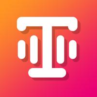 闪电文字语音转换软件logo
